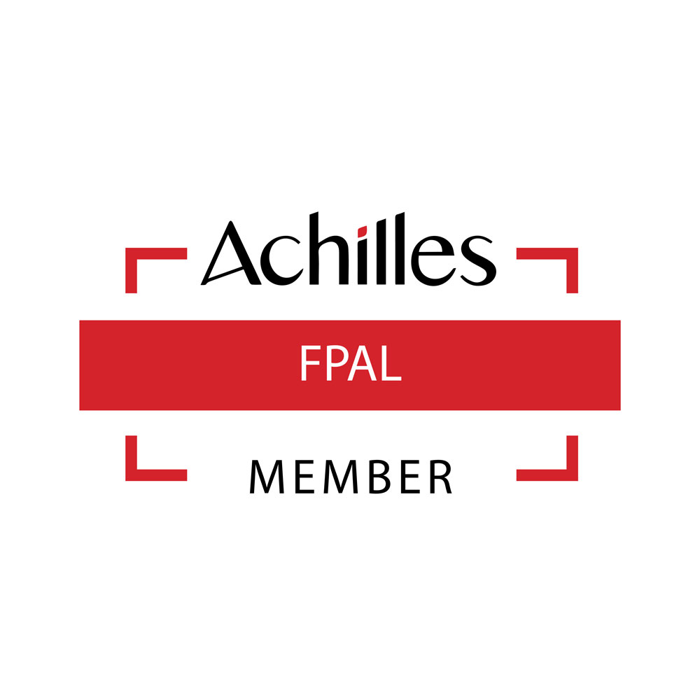 Achilles FPAL member stamp